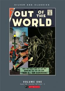 Silver Age Classics Out Of This World Volume 1
